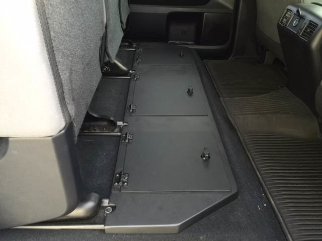 Crewmax Interior Storage Toyota Tundra Forum