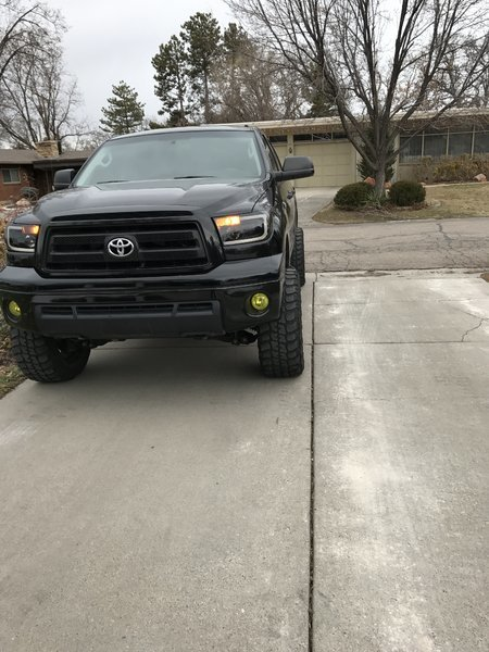 Spyder U-Bar lights on 2nd Gen | Toyota Tundra Forum