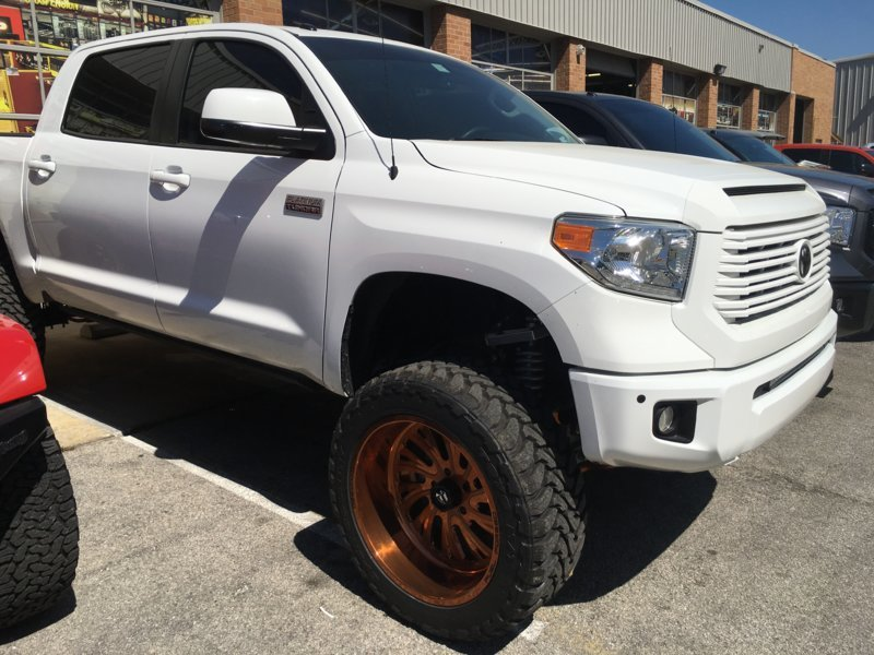 Tundras With 22 Wheels Toyota Tundra Forum