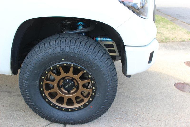 Toyota Virginia Beach >> Bronze methods on white TRD Pro | Toyota Tundra Forum