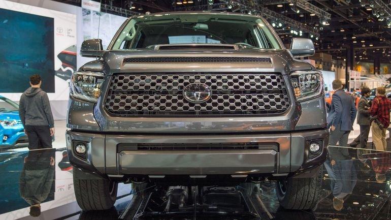 2018 Sport grill fitment? | Toyota Tundra Forum