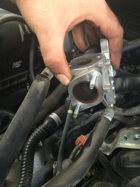 DIY: MAF, Throttle Body and EGR Cleaning Write Up | Toyota