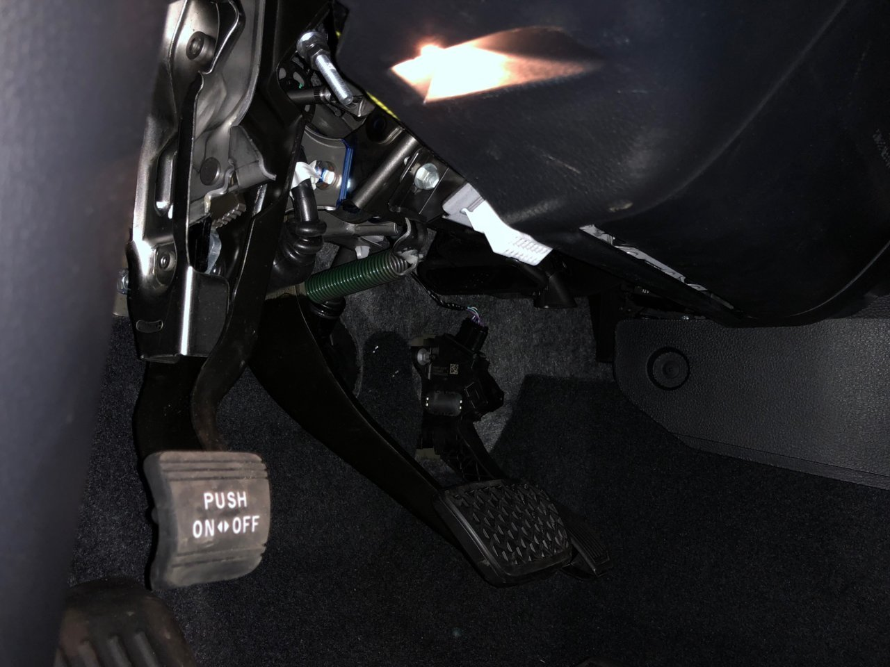 OBDII Port Cover? | Toyota Tundra Forum