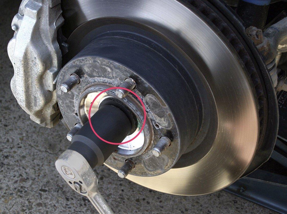 Need Help: Axle Nut Size | Toyota Tundra Forum