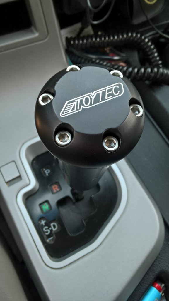 TRD shift knob QUESTION ??? | Toyota Tundra Forum