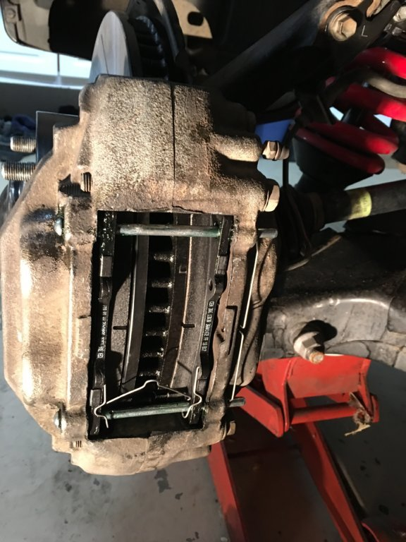 diy replacing front brake pads and rotors toyota tundra forum Tundra Diagram Projects
