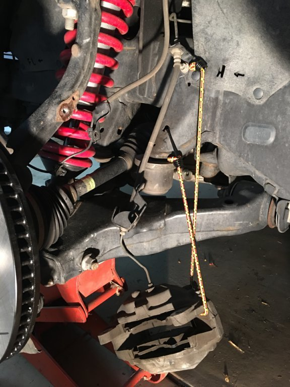 DIY: Replacing Front Brake Pads and Rotors | Toyota Tundra Forum