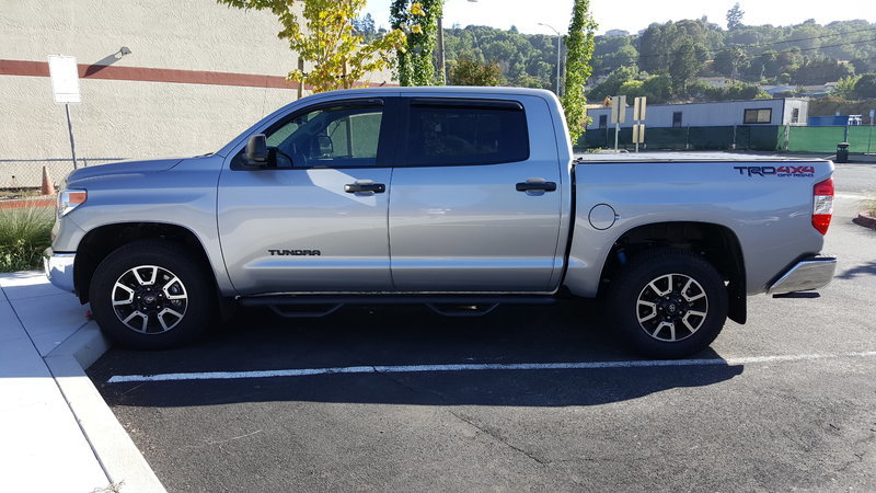 Silver Sky Metallic Picture Thread Toyota Tundra Forum