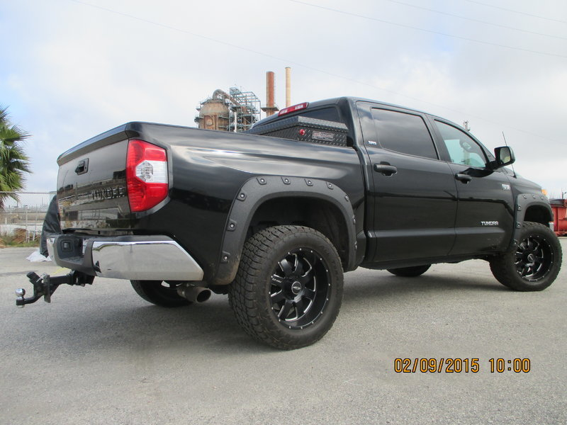 Opp St N Truck 161: 2015 Tundra Dual Exhaust At Woreks.co