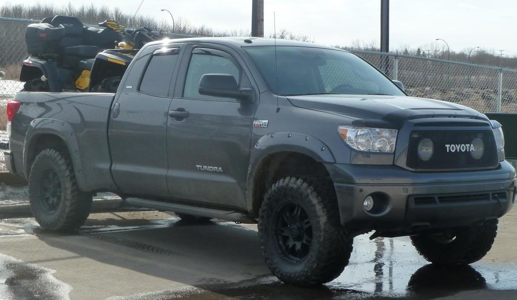 Advice on ATV in bed of Crewmax | Toyota Tundra Forum