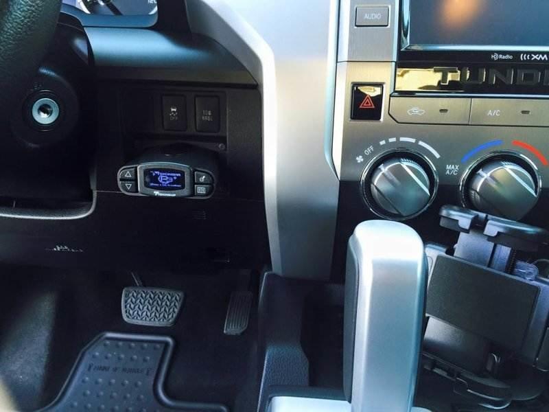 2014 2015 Trailer Brake Controller Mount Toyota Tundra Forum