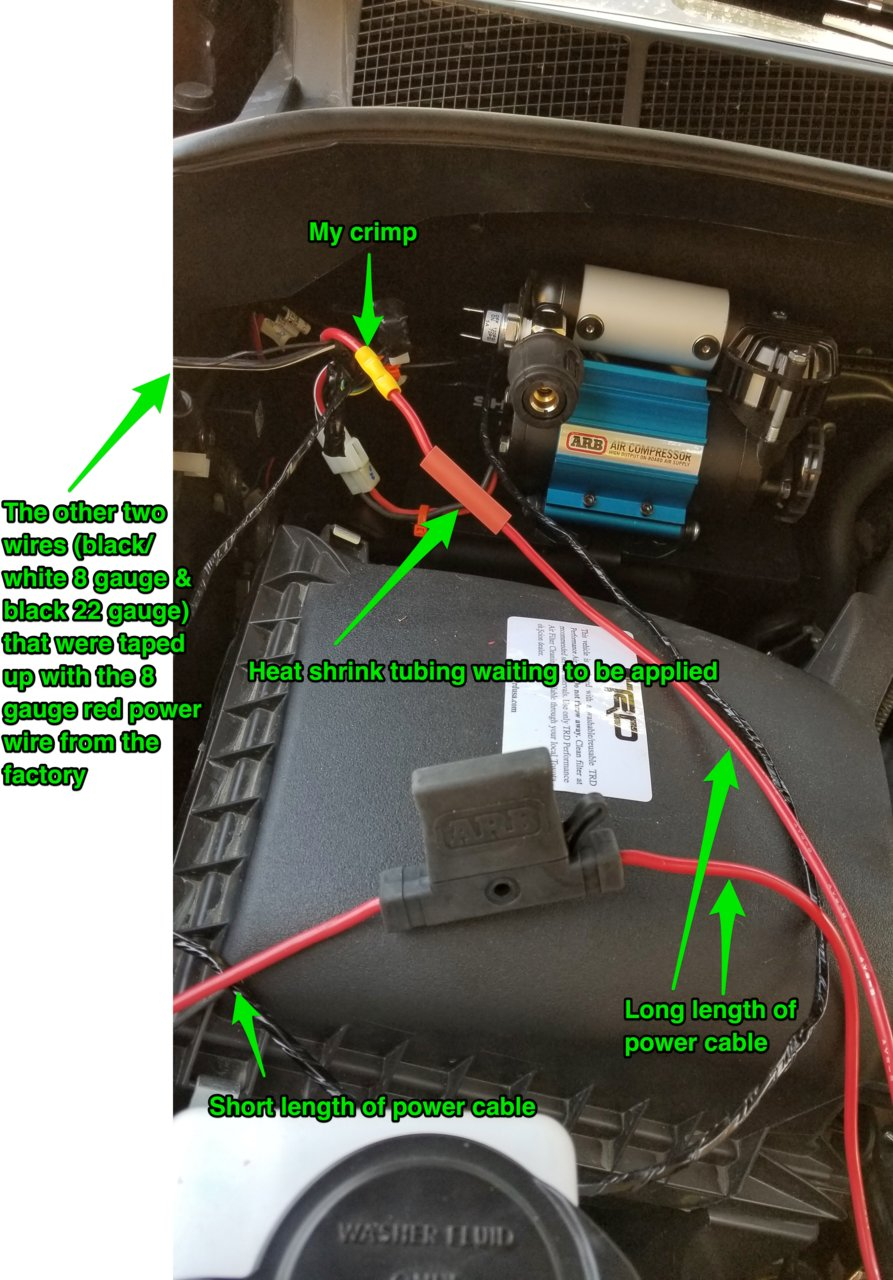 Arb Reversing Camera Wiring Diagram