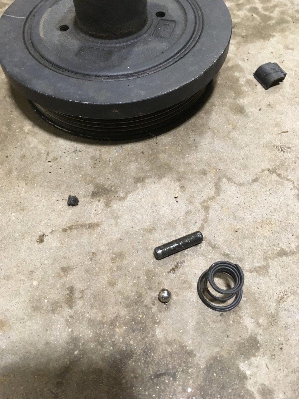 2uz-fe timing belt failure