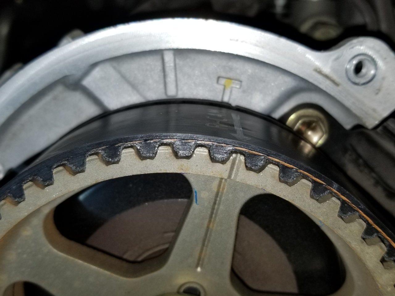 2003 Tundra 4 7 timing belt gone wrong | Toyota Tundra Forum