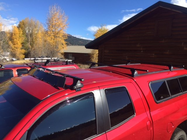 roof rack.jpg & Thule Roof Rack Installed | Toyota Tundra Forum