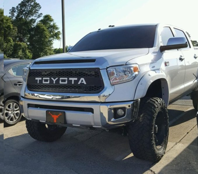 Aftermarket Grille Options Toyota Tundra Forum