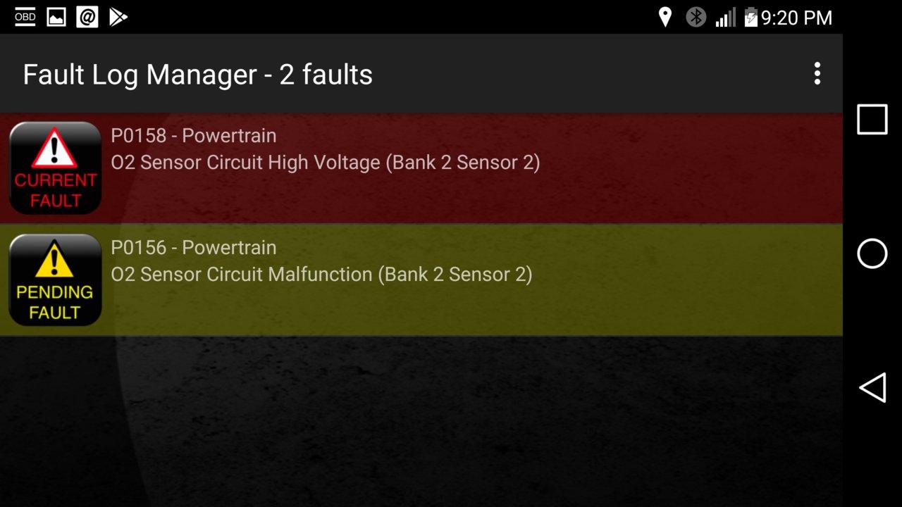 P0156 And P0158 Error Codes Toyota Tundra Forum 02 Sensor Circuit Screenshot 2017 09 18 21 20 53