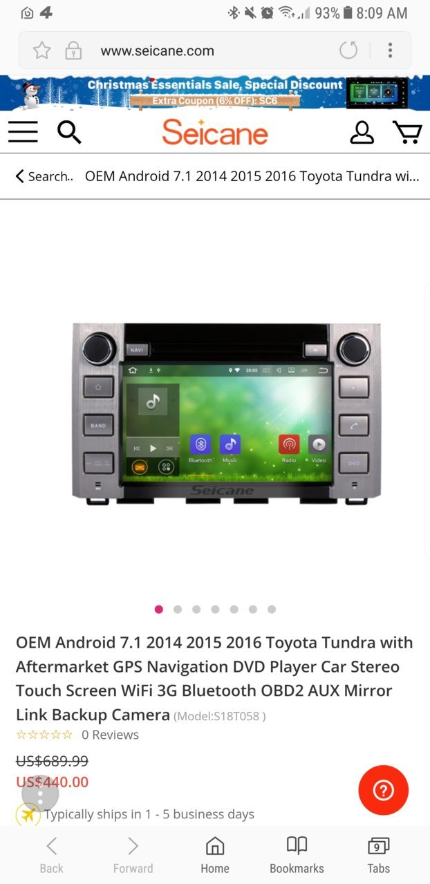Android Headunit | Page 33 | Toyota Tundra Forum