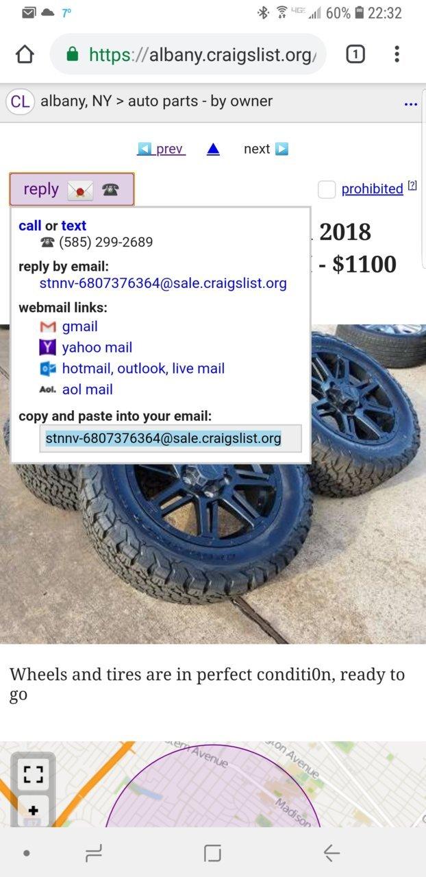 Craigslist Scam | Toyota Tundra Forum
