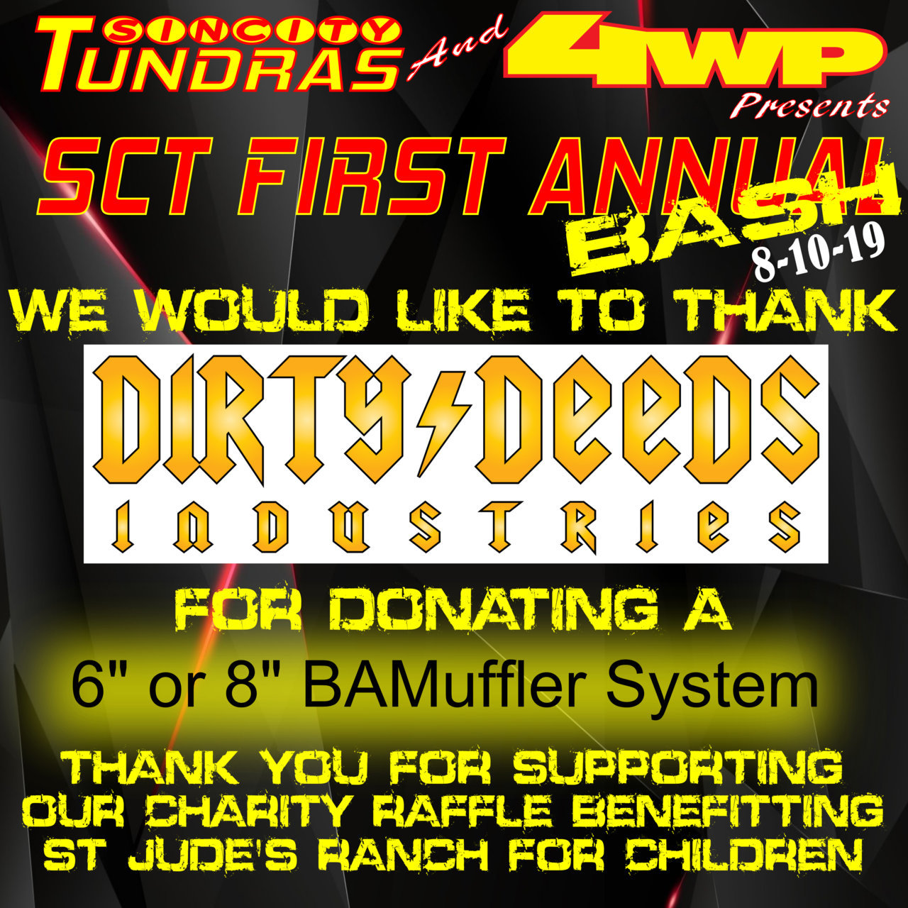 SCT First Annual Bash Coroporate Sponsor Dirty Deeds.jpg
