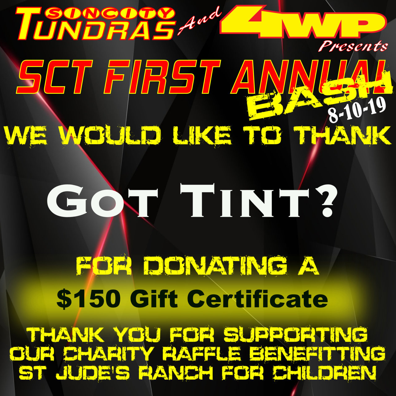 SCT First Annual Bash Coroporate Sponsor Got Tint.jpg