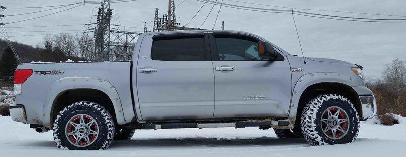 Anyone Have Bushwacker Fender Flares Toyota Tundra Forum