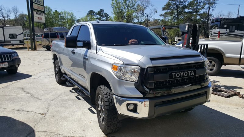 Silver Sky Metallic picture thread | Page 17 | Toyota ...