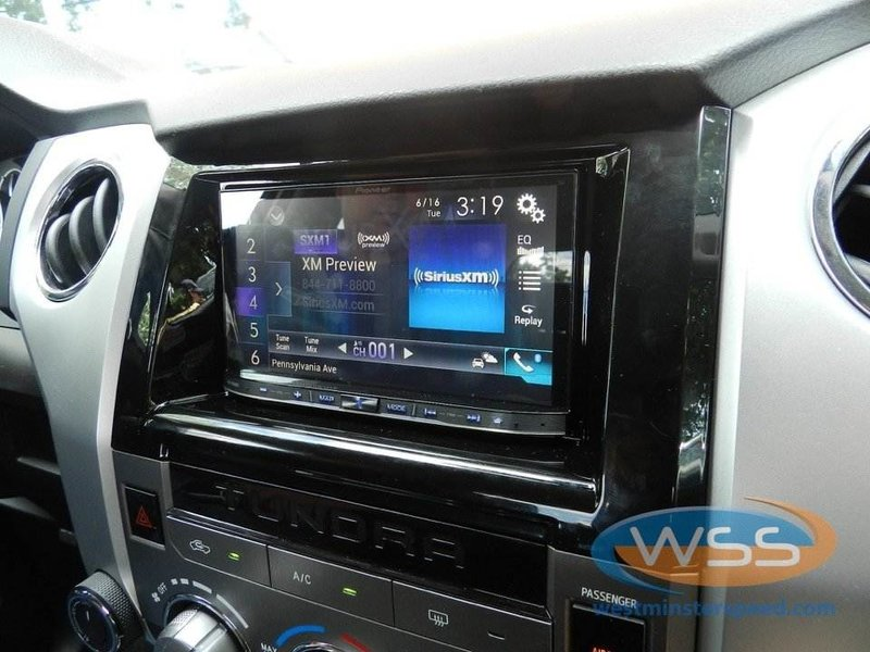 Replace Factory Stereonav With Aftermarket Toyota Tundra Forumrhtundras: 2007 Toyota Tundra Radio Upgrade At Elf-jo.com