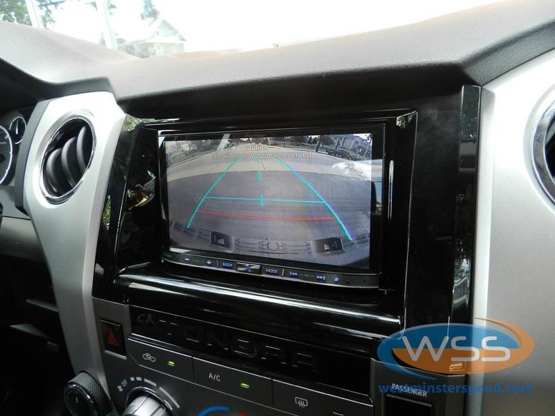 1794 Toyota Tundra >> Replace factory stereo/nav with aftermarket | Toyota ...
