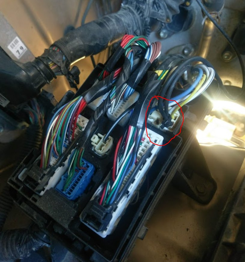 What's this electrical box and/or connector? | Toyota Tundra ForumToyota Tundra Forum