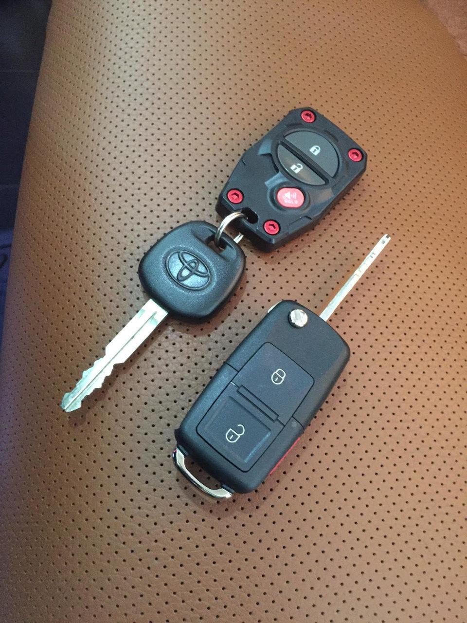 Keys | Toyota Tundra Forum