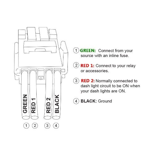 rigid lights wiring diagram wiring help needed for led bar toyota tundra forum  wiring help needed for led bar toyota