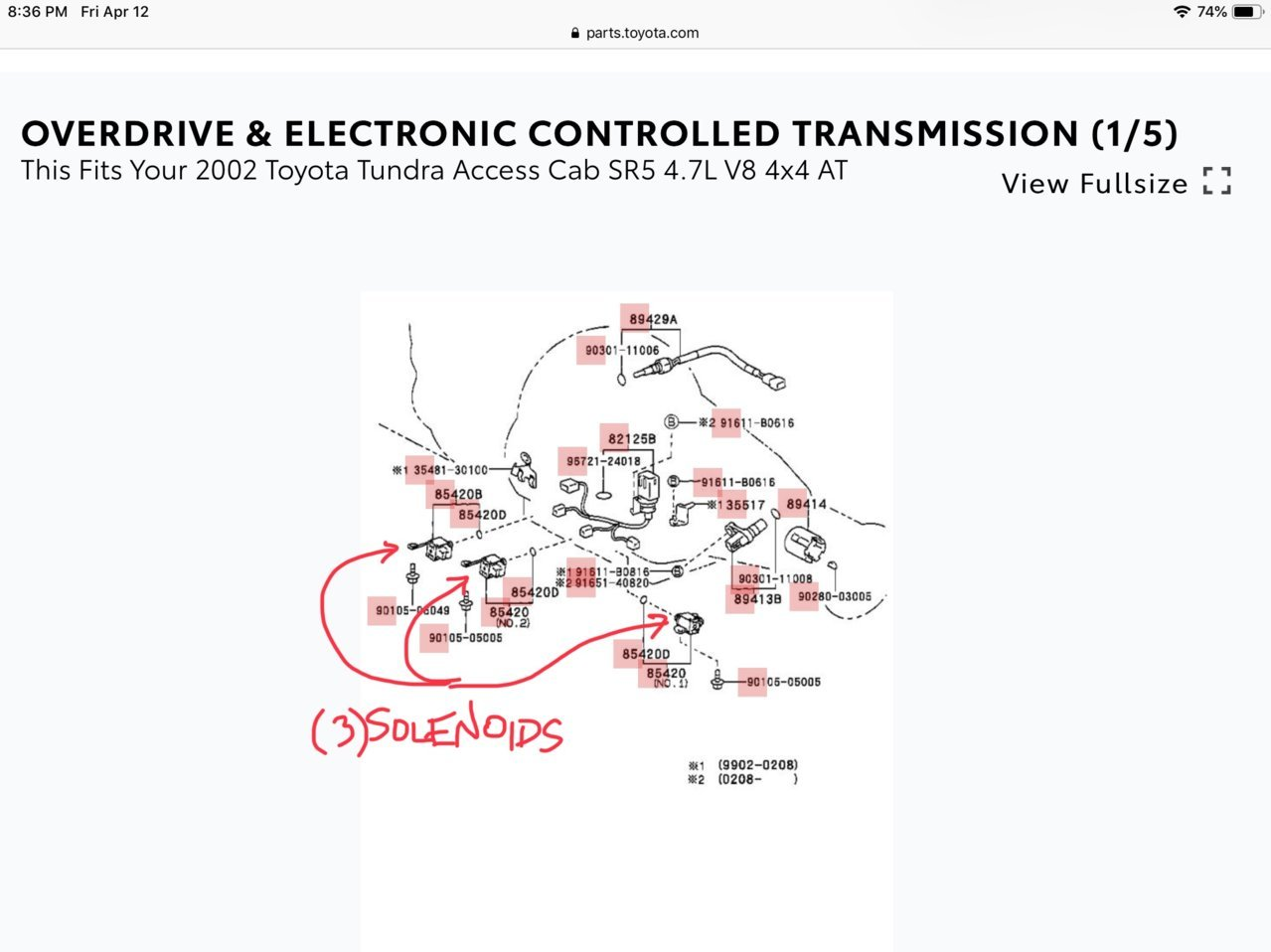 [DIAGRAM_38DE]  B97FC0D Overdrive Wiring Diagram For Toyota Tundra | Wiring Resources | 2002 Toyota Tundra Steering Column Wiring Diagram |  | Wiring Resources