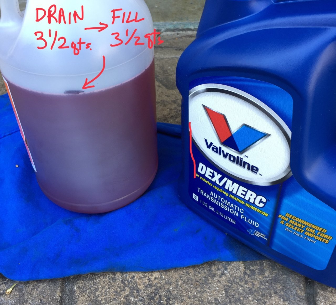 Transmission Fluid | Toyota Tundra Forum