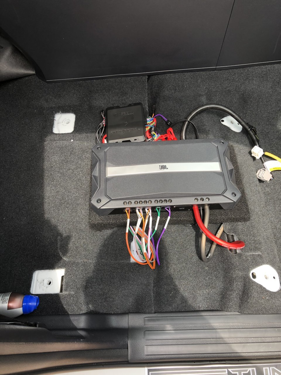 JBL upgrade | Toyota Tundra Forum on mercury marine wire harness, marine starter wiring, marine wiring accessories,