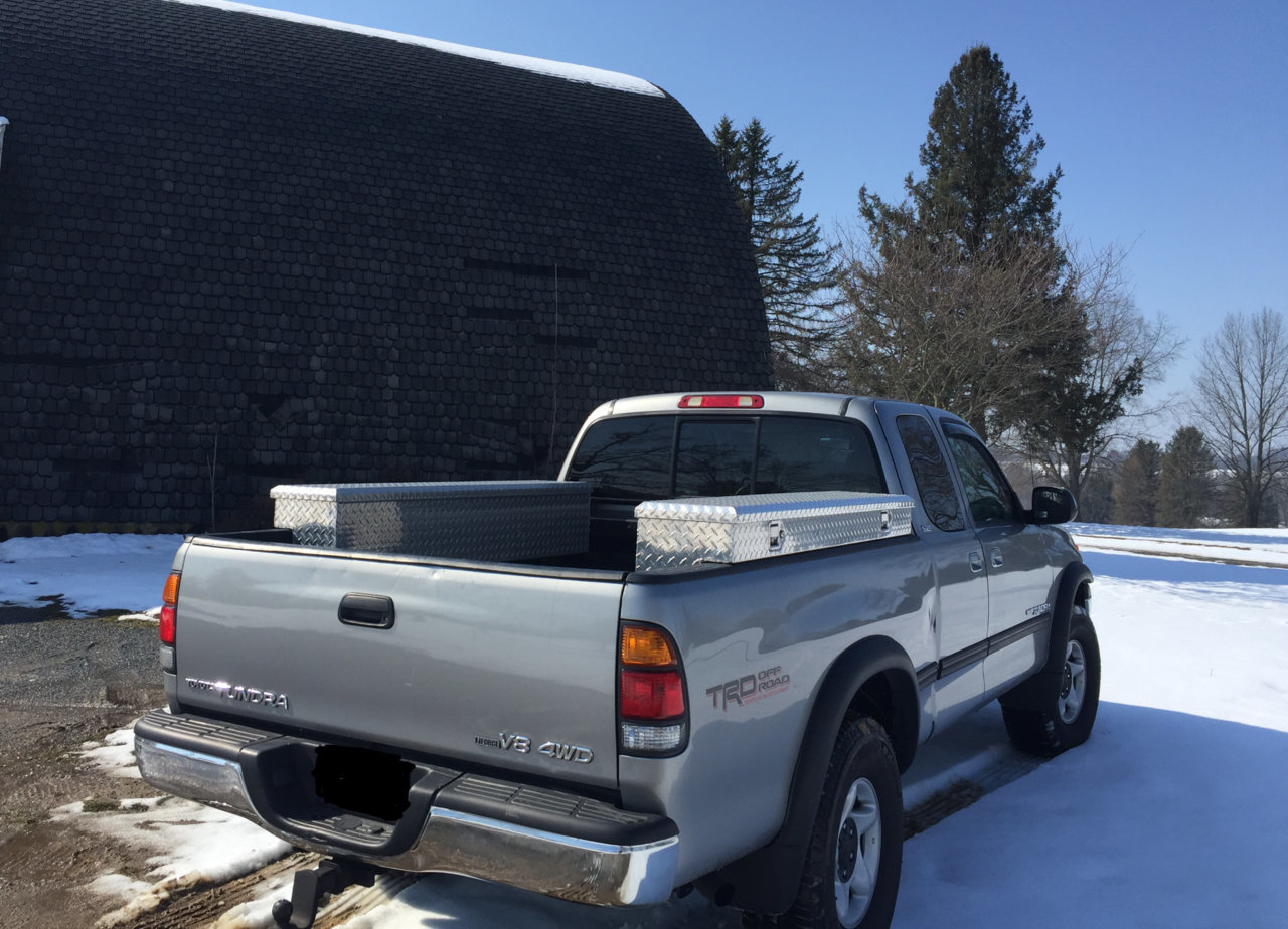Toolbox Suggestions For Gen1 Tundra Toyota Tundra Forum