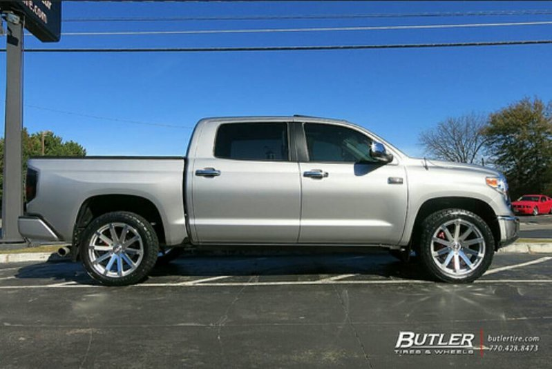 18 Or 20 Wheels Toyota Tundra Forum