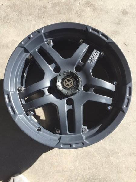 Toyota Tundra Build >> Toytec wheels from SEMA truck - SOLD | Toyota Tundra Forum
