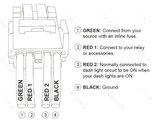rigid lights wiring diagram could use some help wiring up my light bar toyota tundra forum  toyota tundra forum