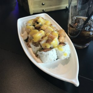 Ceviche roll ParT 2