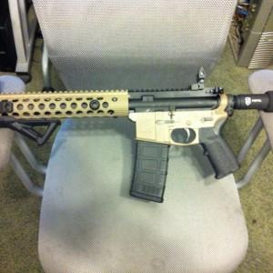 """New """"pistol"""""""