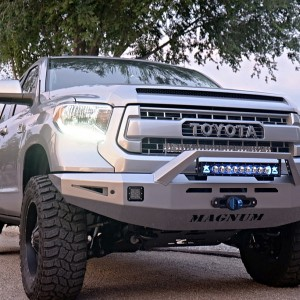 Desert Dawg 2015 Tundra With Magnum Bumpers_4