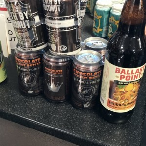 My Death by Coconut is back! Made a quick beer run