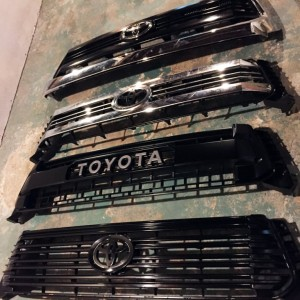 Tundra-grilles